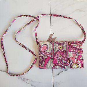 Vera Bradley Night & Day Strap Wallet 14650